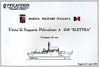 NAVE ELETTRA